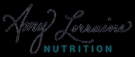 Amy Lorraine Nutrition