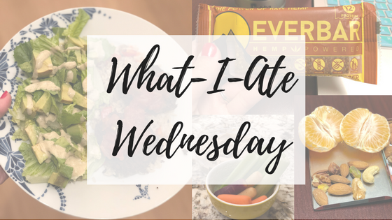 What-I-Ate Wednesday