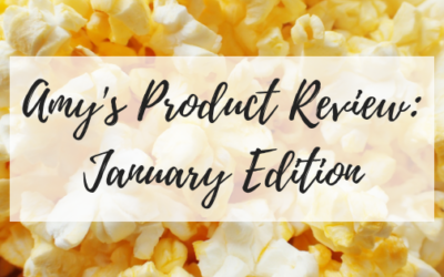 Amy's Product Review: January Edition – Well Yes!, BOOMCHICKAPOP, and Milkadamia
